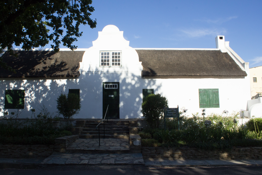 Pioneer House Museum, Church Street, Tulbagh