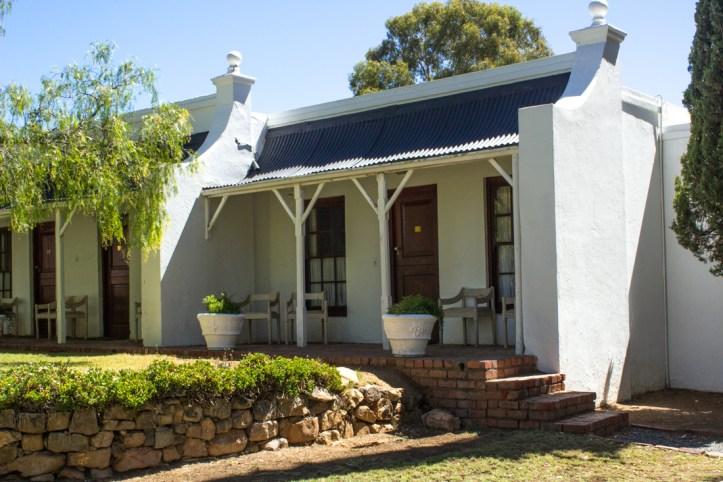 The Matjiesfontein Motel