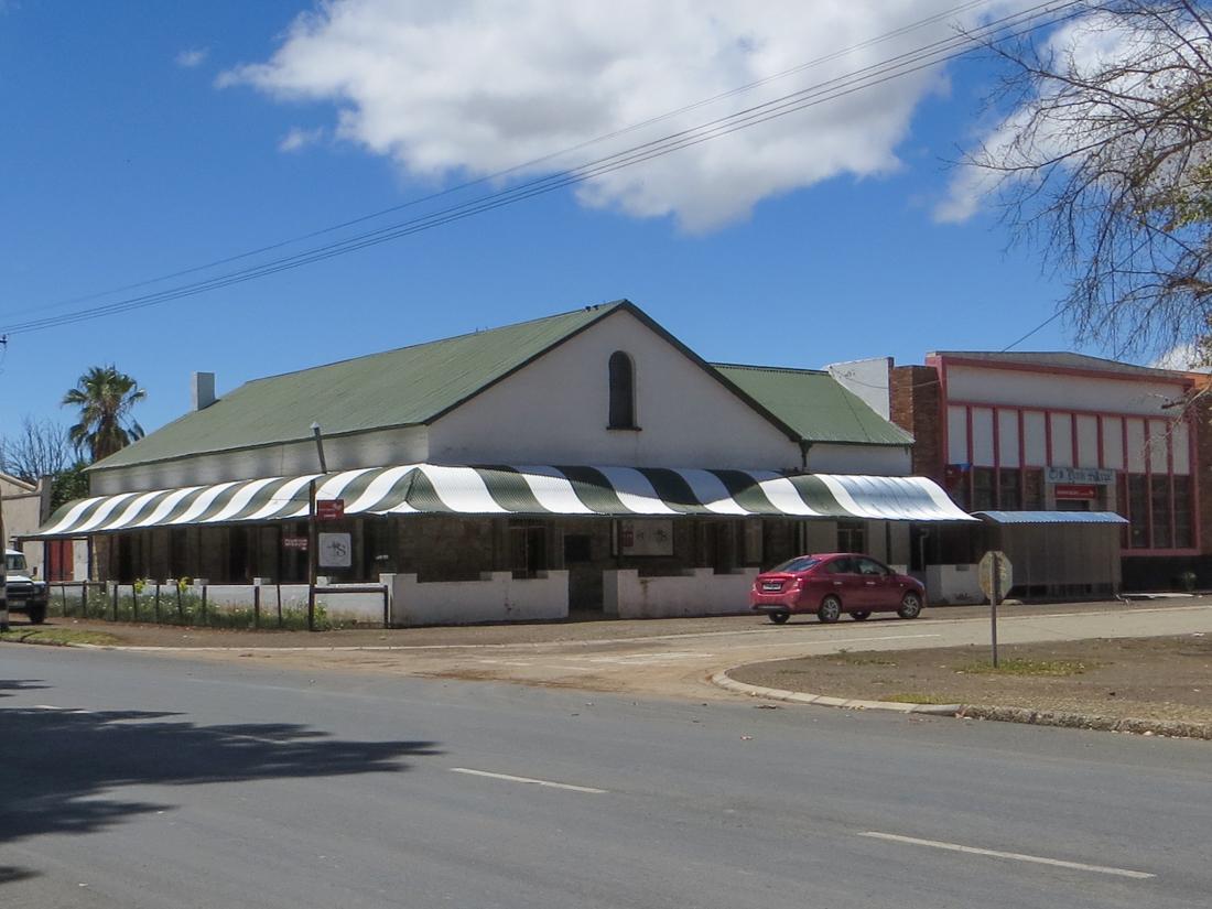 Murraysburg High Street