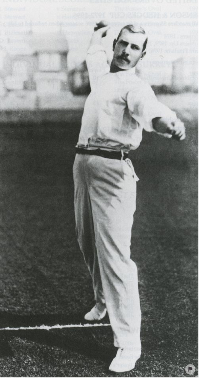 George Alfred Lohman (1865-1901) https://www.wikiwand.com/en/George_Lohmann