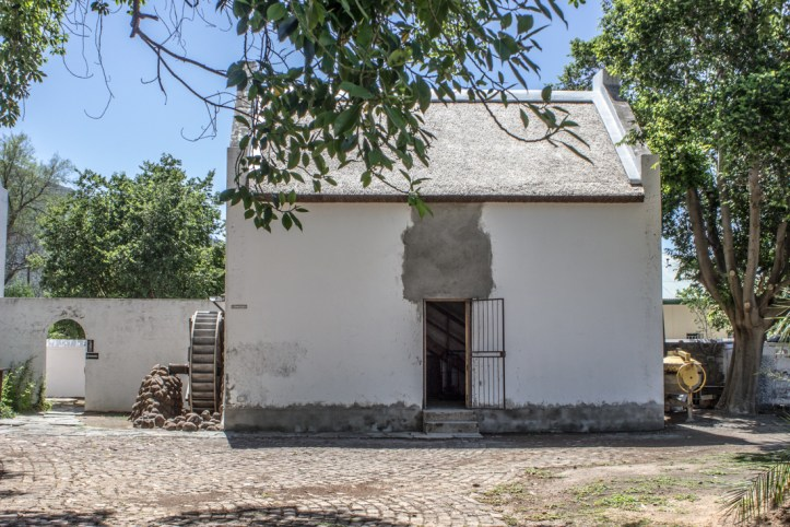 The Mill, Reinet House