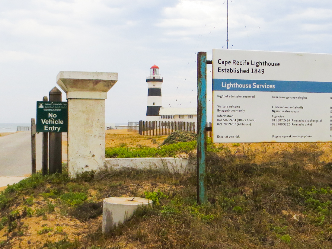 Cape Receife Nature Park, PE