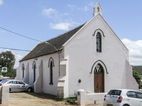 The Pinkster Protestant Church, Uniondale