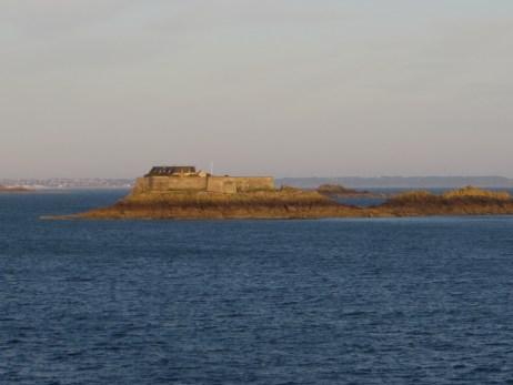 Islands outside St Malo