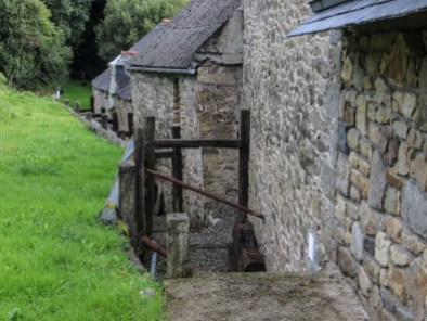 The Water Mill below Kergoff