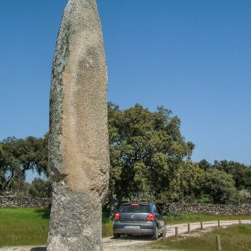 Megaliths & Romans around Flor de Rosa