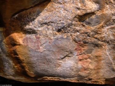 Rock art at Gavioes, April 2011, LR-2585