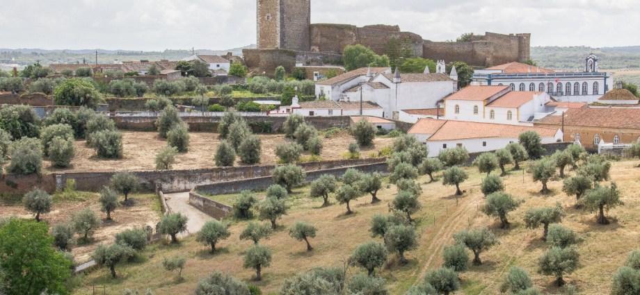 The Castle of Portel