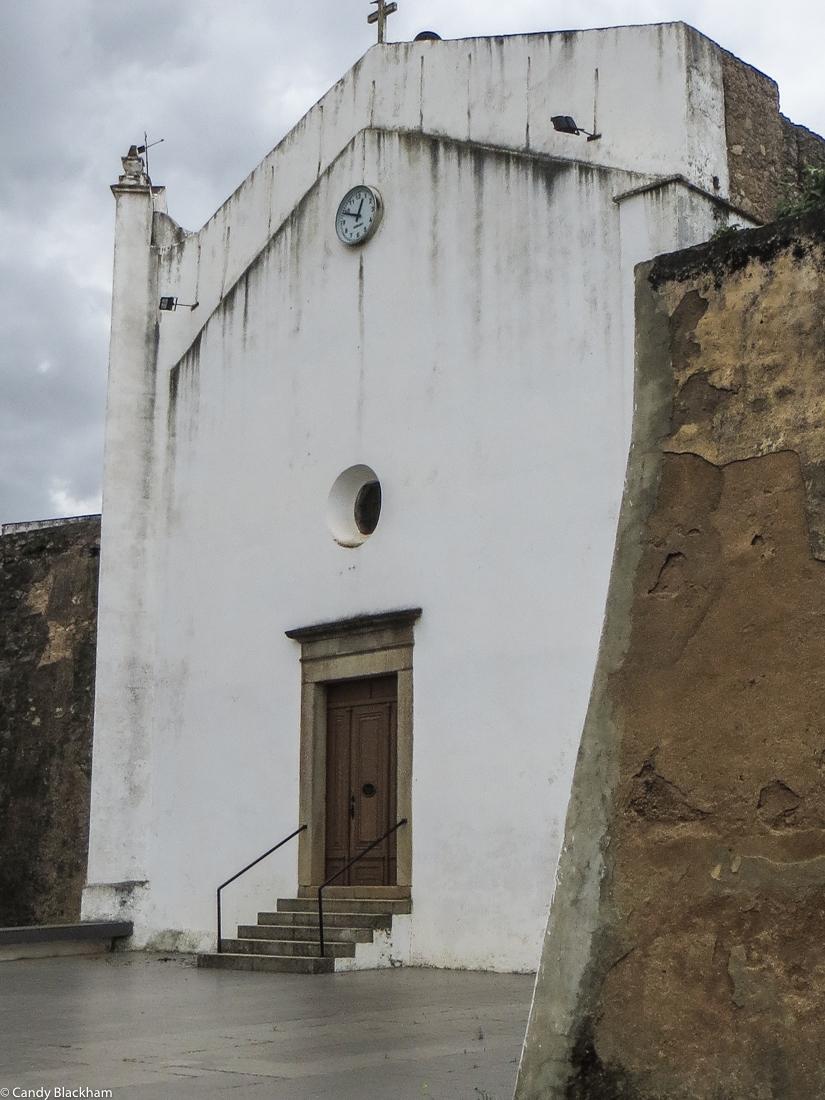 The Parish Church of Ouguela