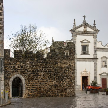 A walk through Beja in Portugal