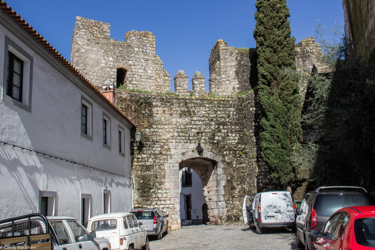 The Moura Gate into Serpa