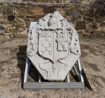 Crest of Antonio Rodrigues Bravo, Knight of Santiago