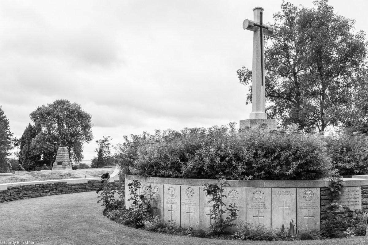 HUnter's Cemetery at Beaumont-Hamel
