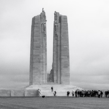 Vimy Ridge in WW1