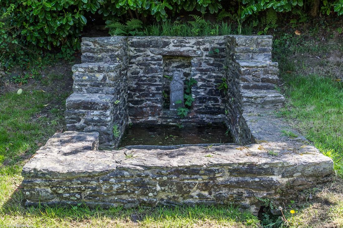 The Fountain of St Melar