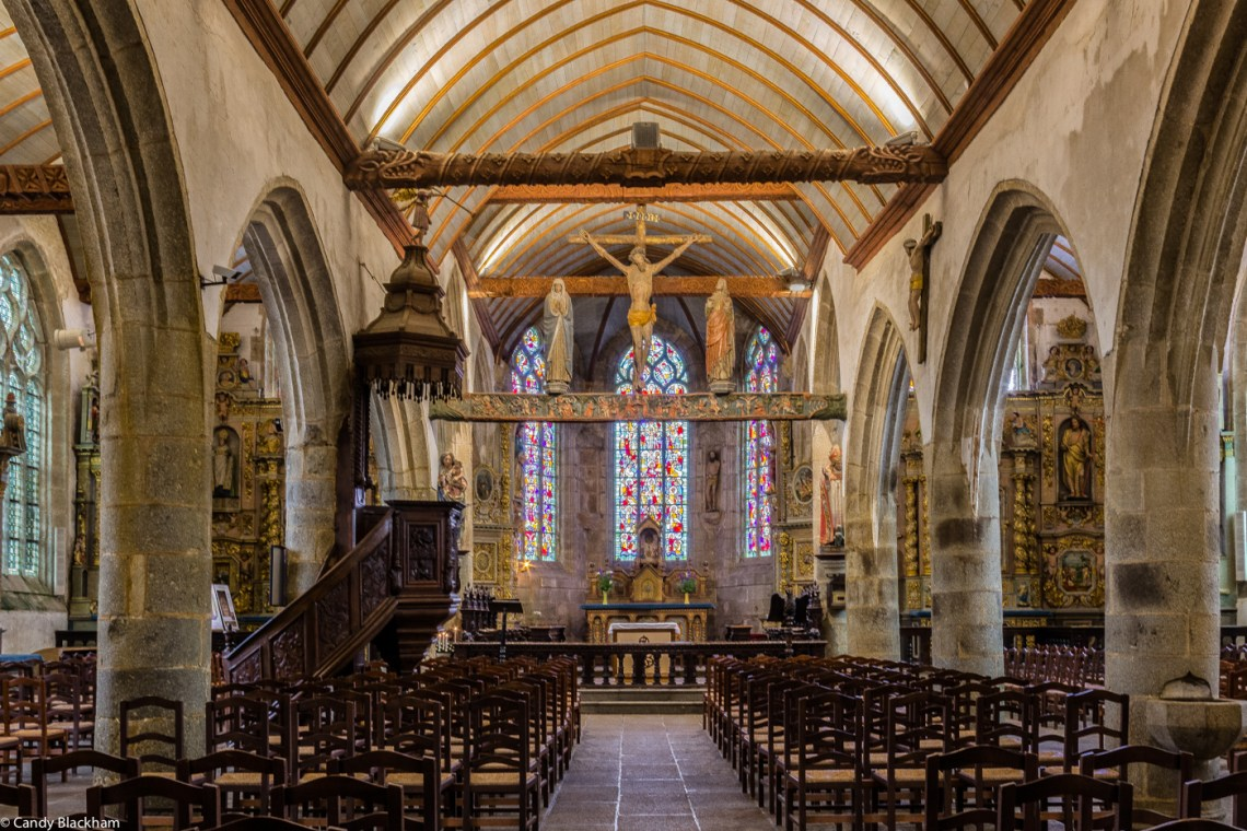 Notre Dame, Lampaul-Guimiliau