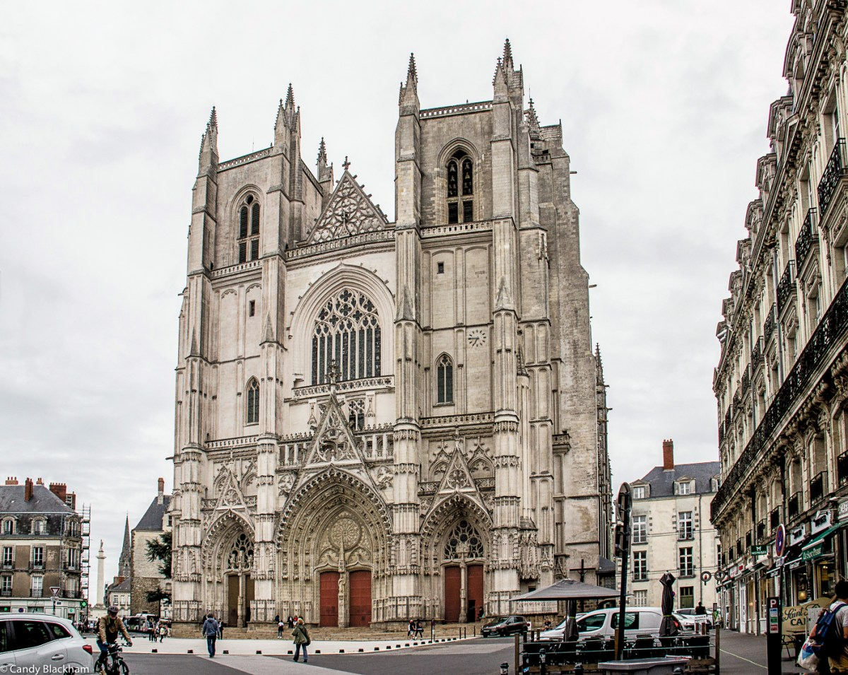 The Cathedral of St Peter and St Paul, Nantes