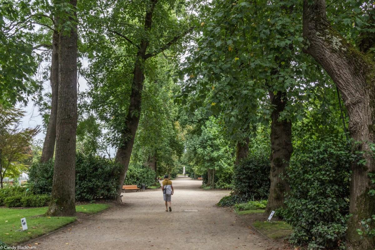 The Botanical Gardens, Nantes