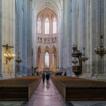 The Cathedral of St Peter & St Paul in Nantes