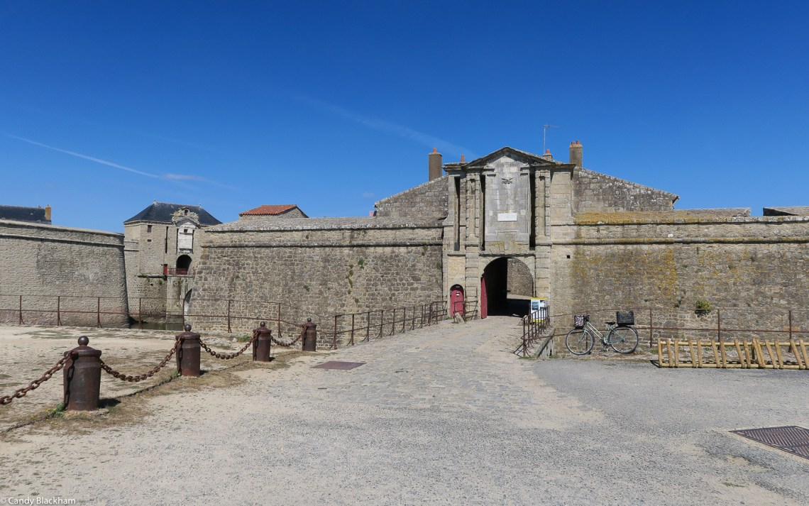 The Gateway into the Citadelle