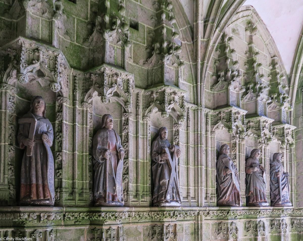 The South Porch at Notre Dame of Kernascleden