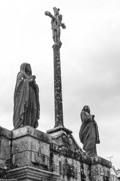 Larhantec Calvary, St Thegonnec