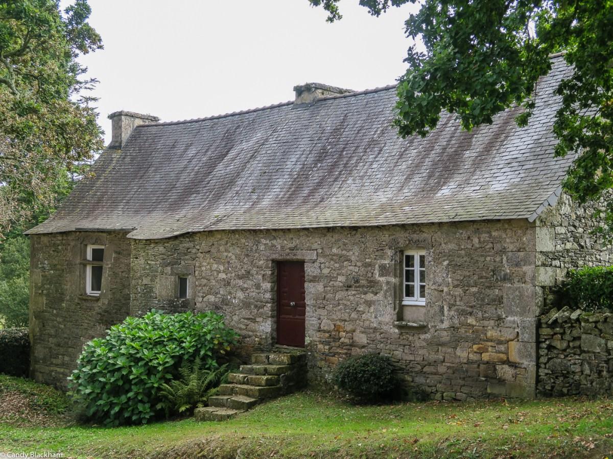 Part of the Priory? Or perhaps a pilgrim hostel?
