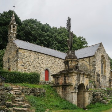 A curious Chapel in Coat-Nant