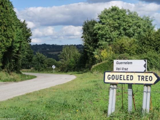 Countryside around Plouye
