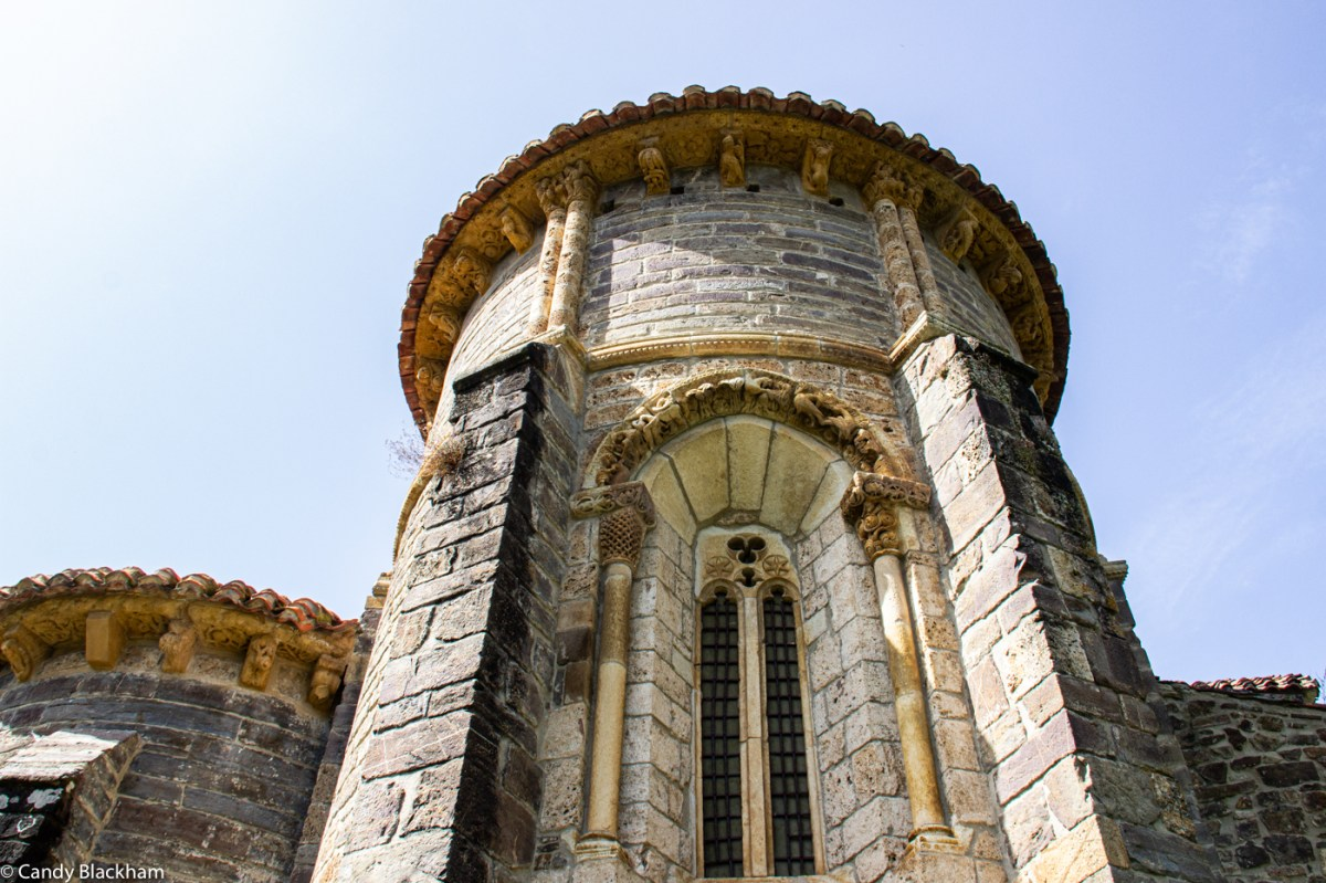 Romanesque Church apse