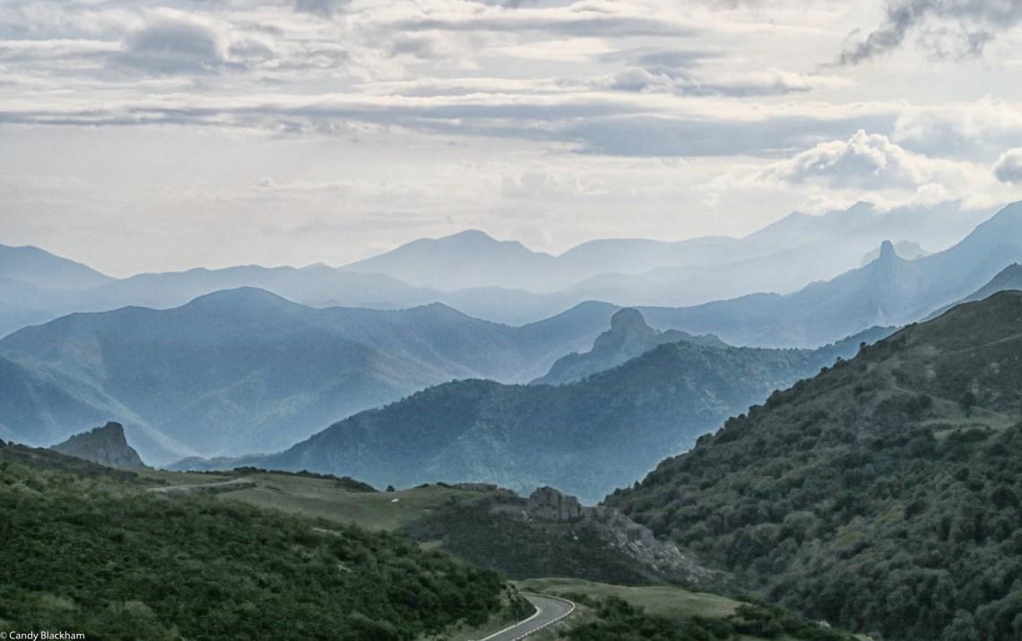The Pass of San Glorio