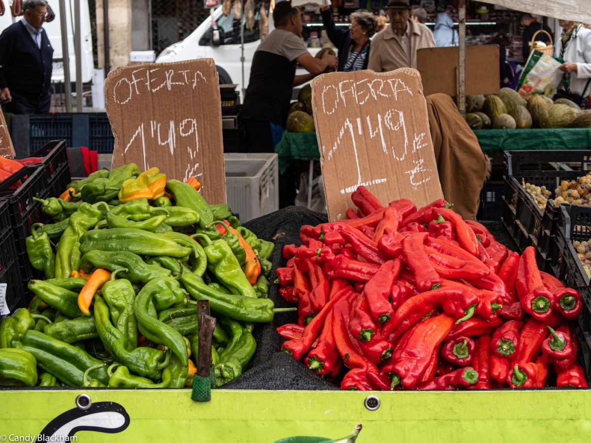 When last did you see peppers like this? At this price?!