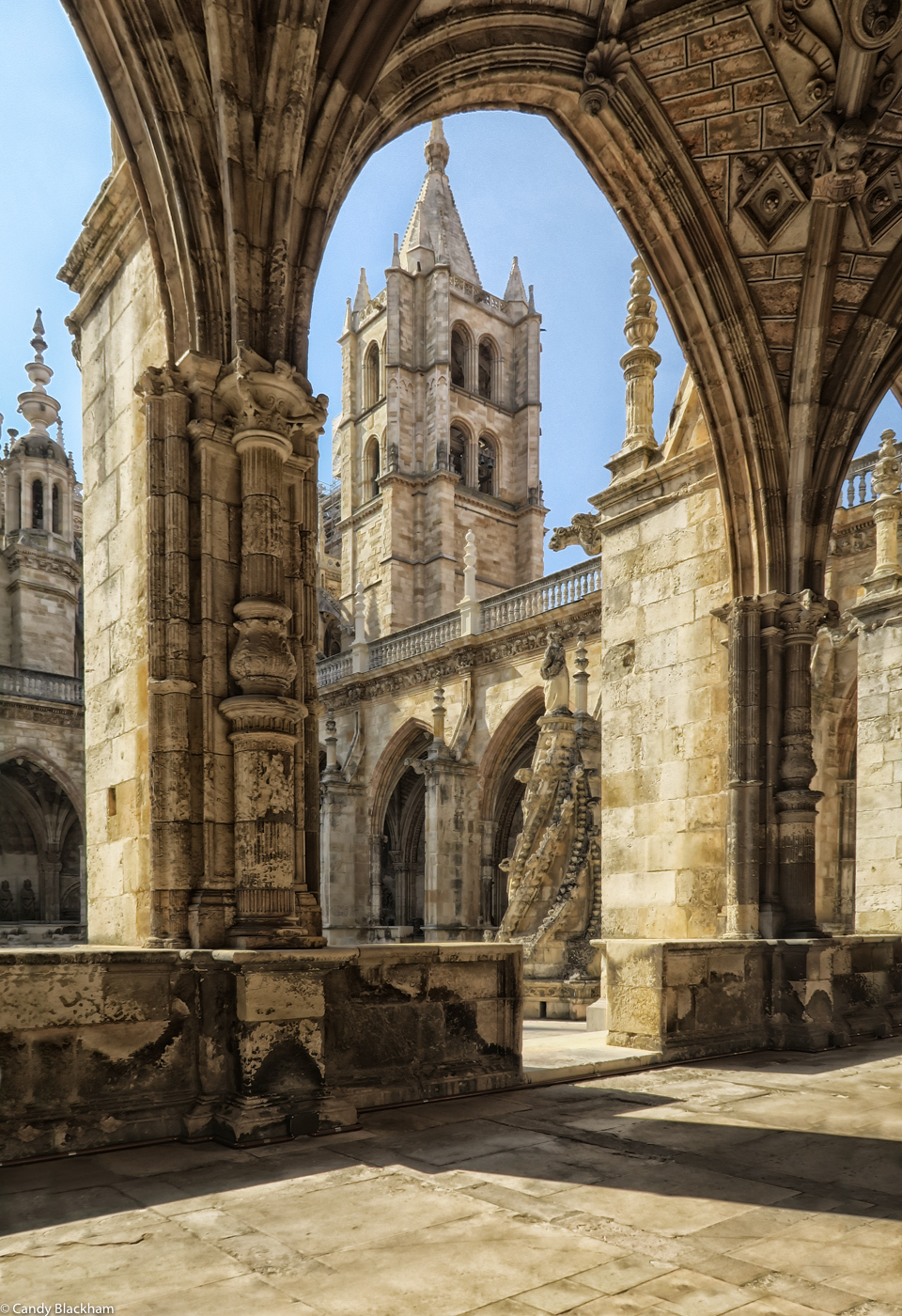 Leon Cathedral Cloister