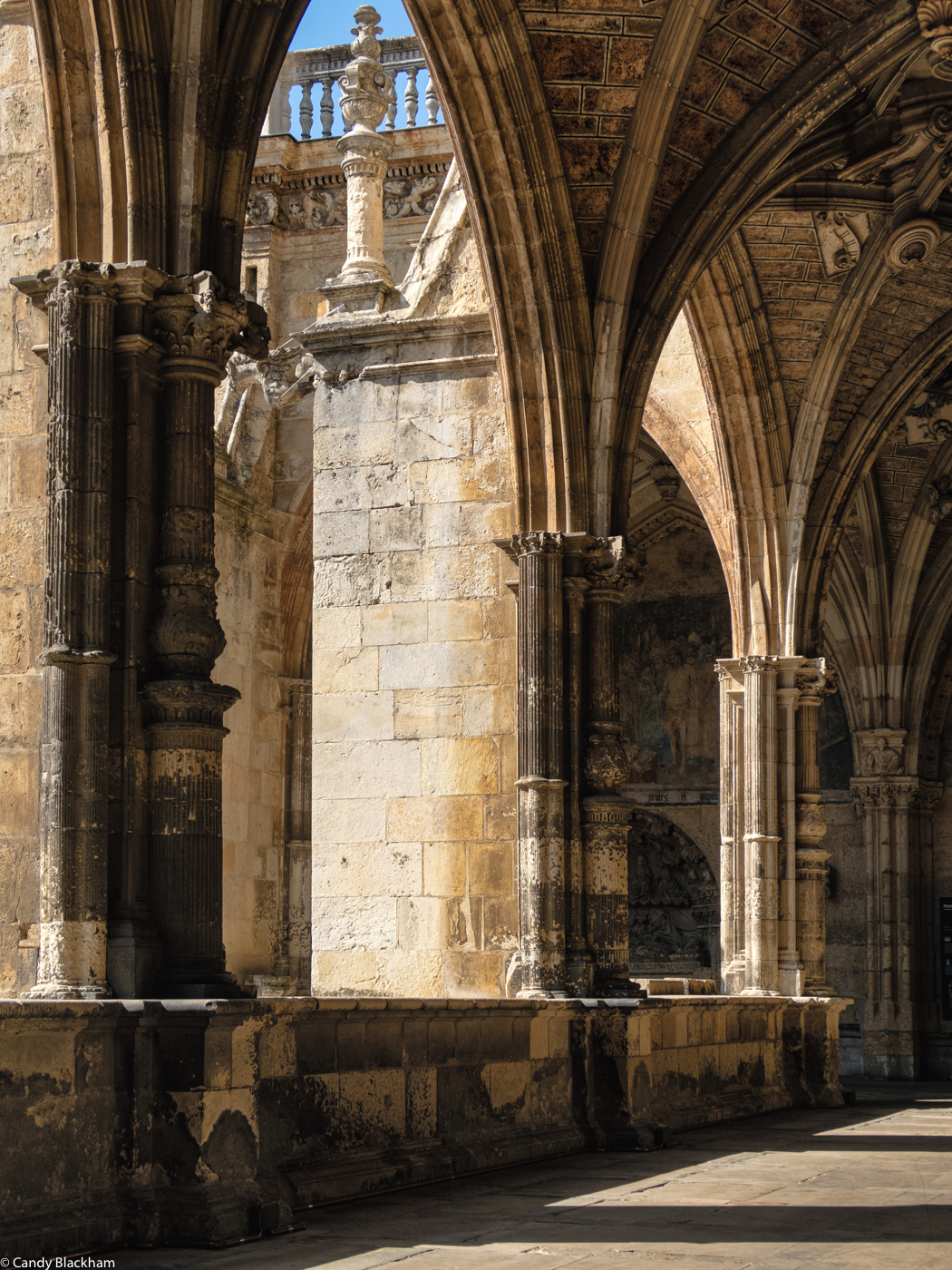 Cloister of Leon Cathedral