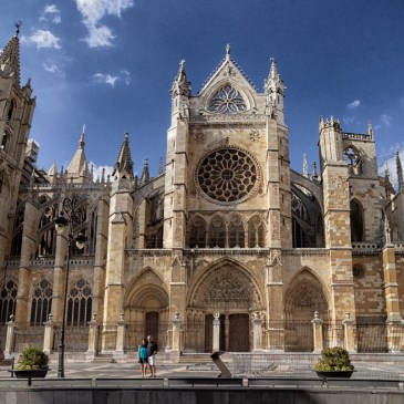 The Cathedral of Leon