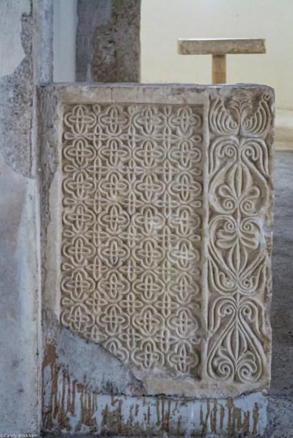 Visigothic motifs?