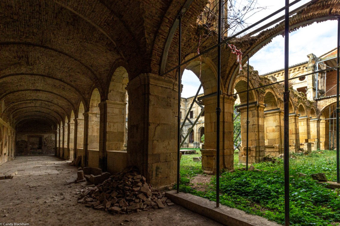 The Lower Cloister
