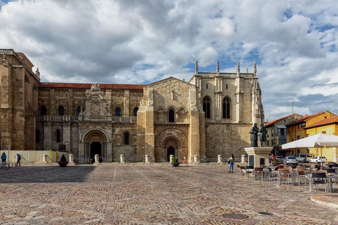 The Basilica of San Isidoro in Leon