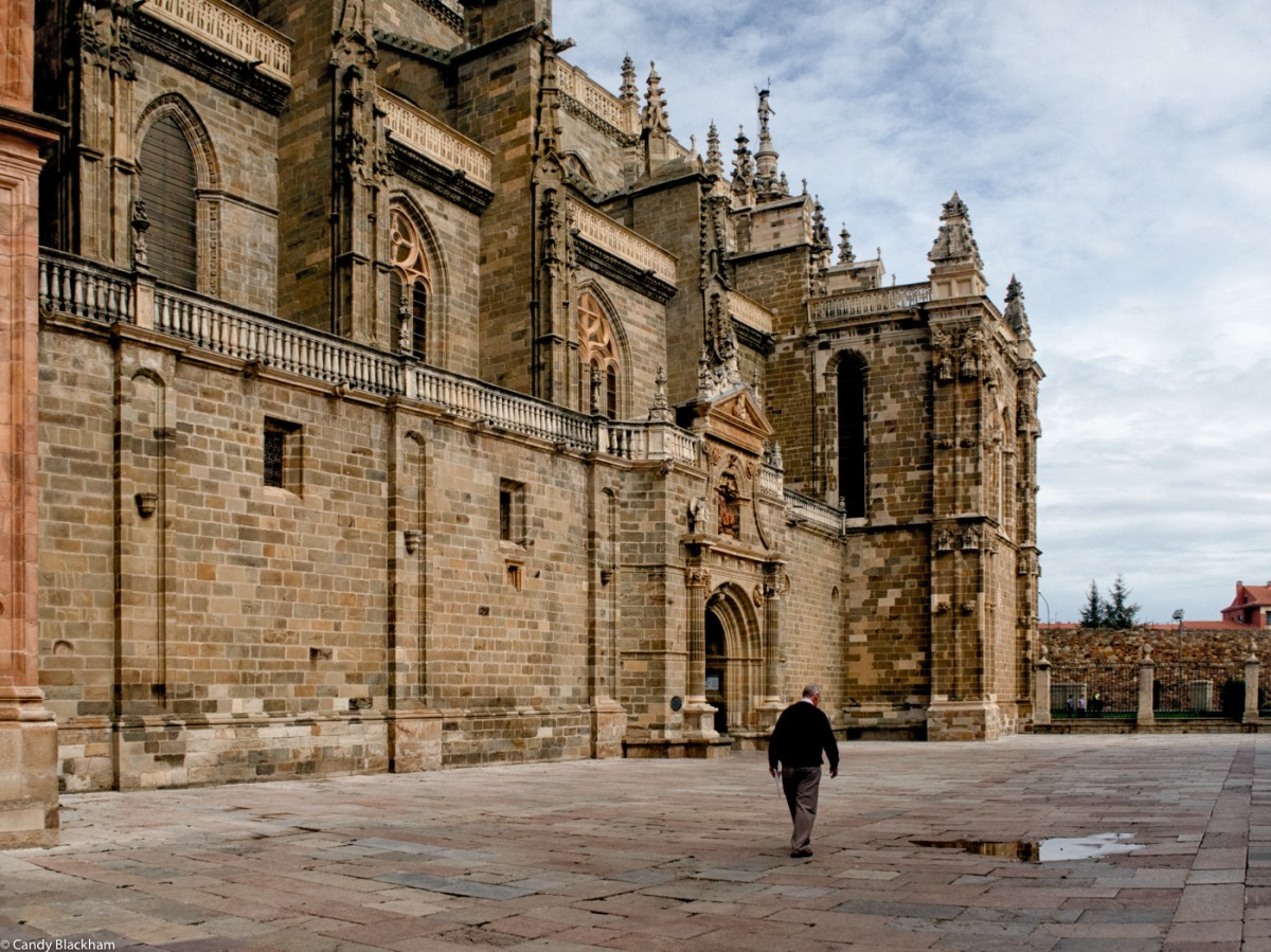 The Cathedral of Santa Maria in Astorga