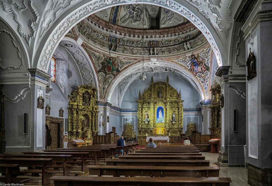 The Church of St Julian in Astorga