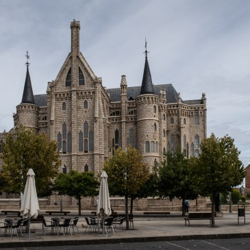 A walk around Astorga
