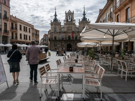 Walk in Astorga