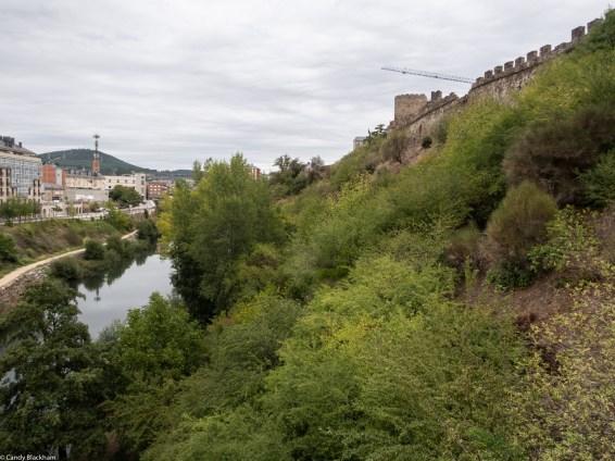 Ponferrado on the Camino