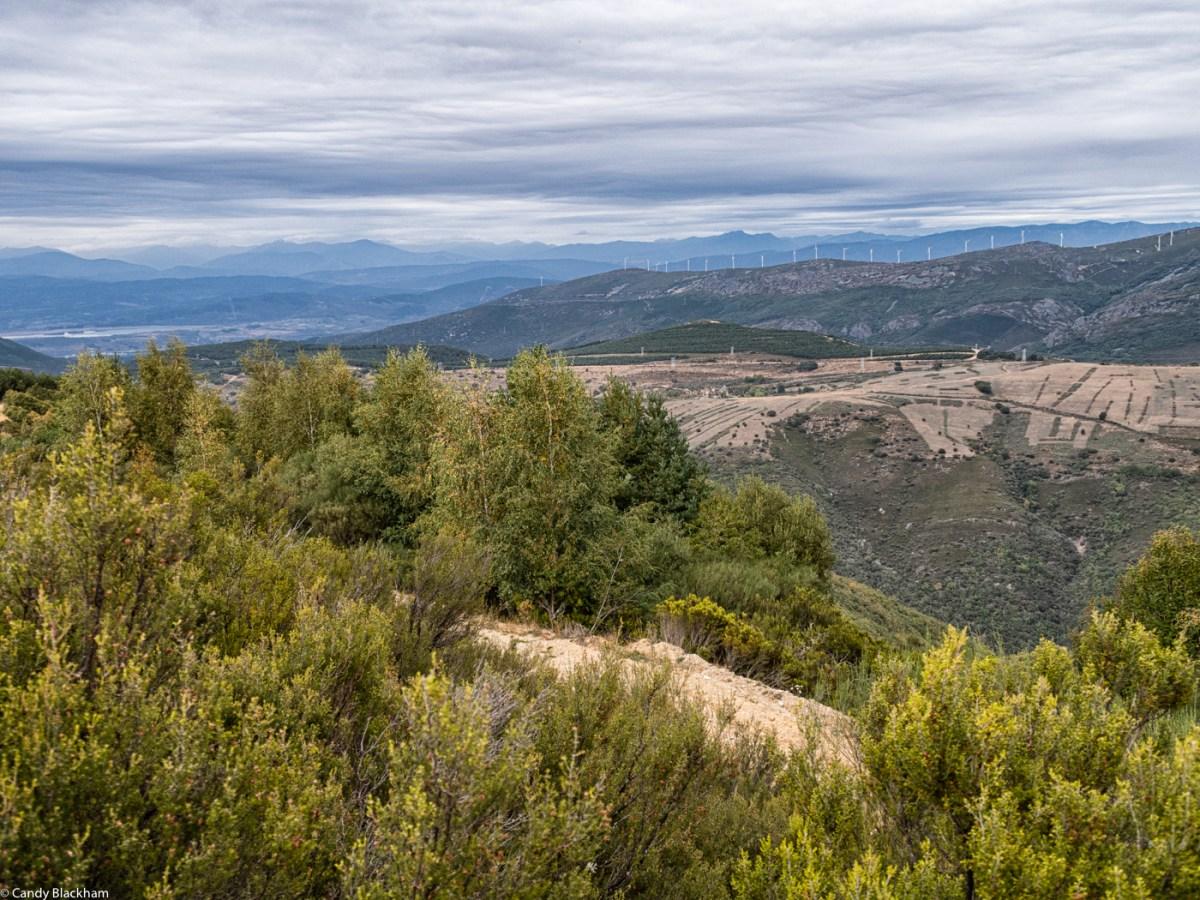 The Camino de Santiago In the Montes de Leon