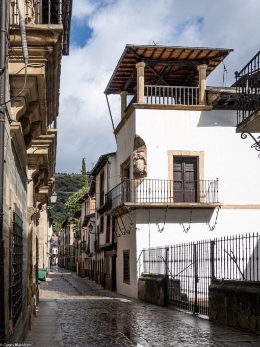 The Palacio de Torquemada