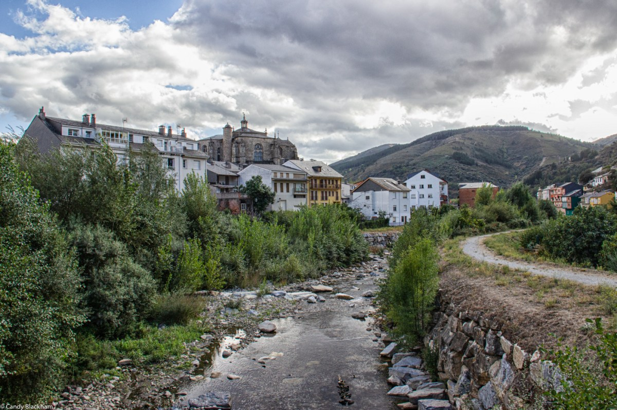 River in Villafranca