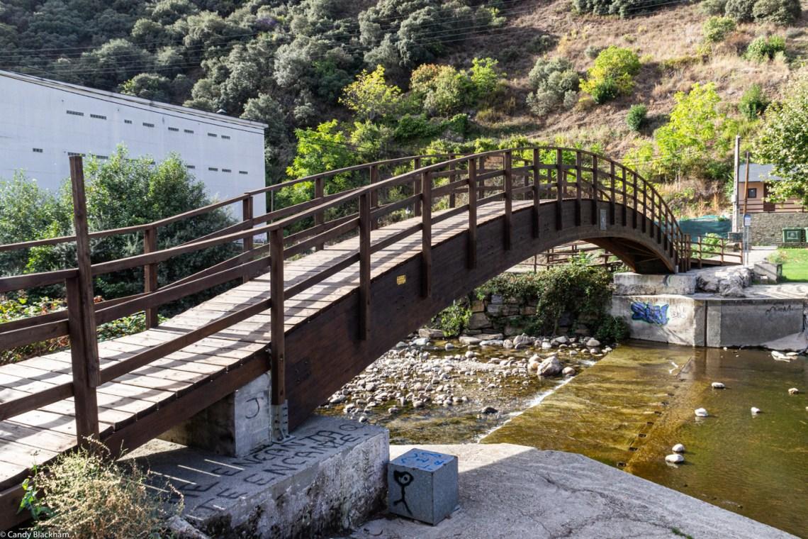 River in Villafranca