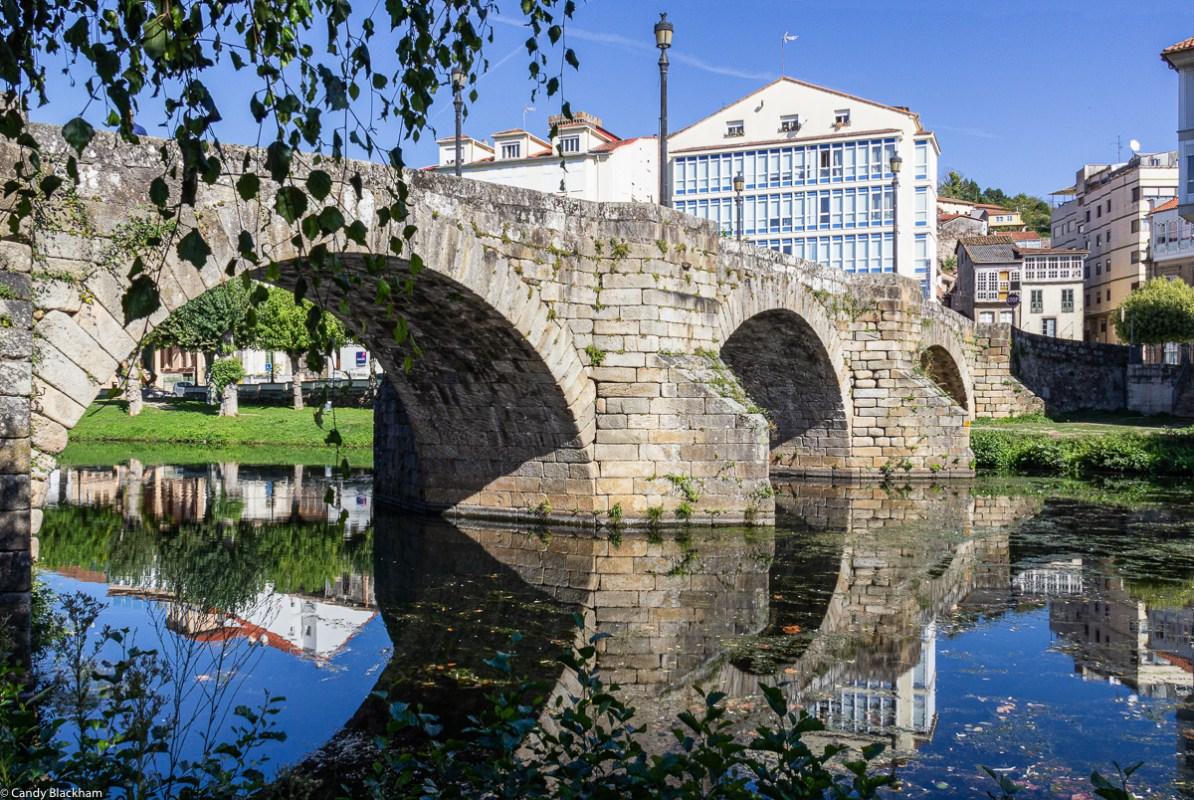 Roman bridge over River Cabe