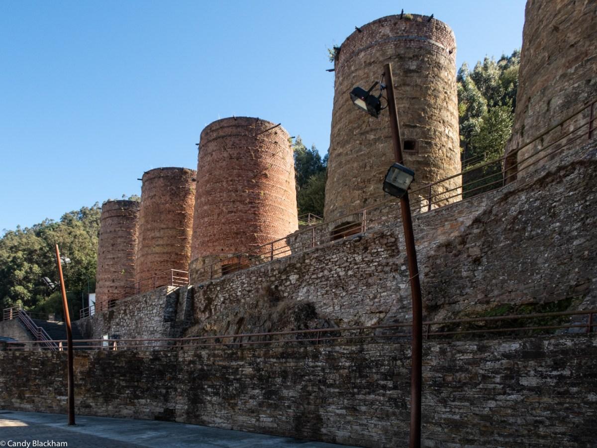 Blast furnaces at Vilaoudriz