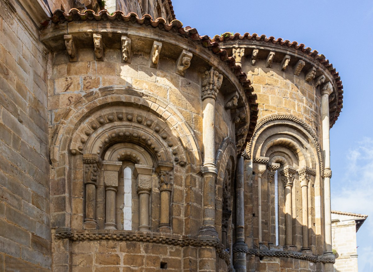 Romanesque Apse of the Cathedral